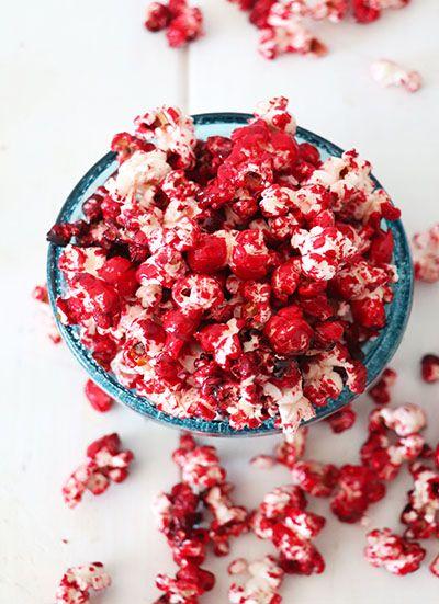 palomitas dulces